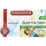 Pompadour - Té Duerme Bien Plus - Multifusión - 20 bolsitas