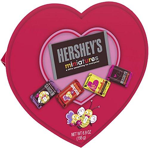 Hershey's Miniatures Valentine Heart 7.2 (Heart Miniature)