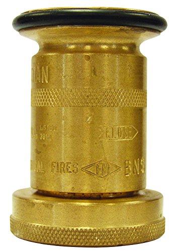 Dixon WDN150 Brass WASHDOWN Nozzle, 1 1/2 NPSH, 1 GPM Maximum Flow Rate