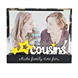 Giftgarden 5 by 7 -Inch Family Picture Frame for Cousins Photo 5x7