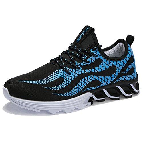 Hommes Solshine Mesh Respirant Chaussures De Sport Marche Loisirs Gymnase Schn