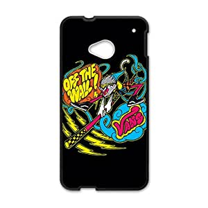 Sport brand Vans shoe creative design fashion cell phone case for HTC One M7