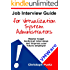 Job Interview Guide for Virtualization System Administrators