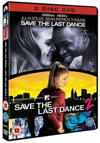 DVD-Save The Last Dance 1&2-DVD