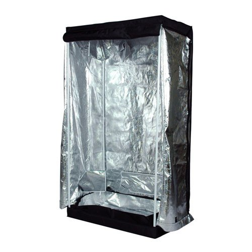 36x20x62 Grow Tent Dark Room Hydroponic Box By Gyosupply, Gyo-1001