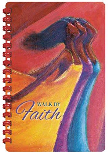 "Shades of Color Walk by Faith Journal, 5.5 x 8.5"", 140 li..."