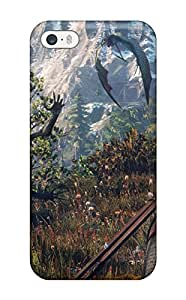 New Shockproof Protection Case Cover For Iphone 5/5s/ The Witcher Case Cover