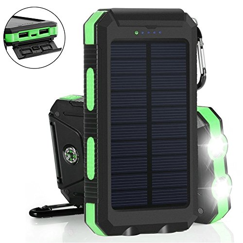 Solar Charger For Electronic Devices - 8