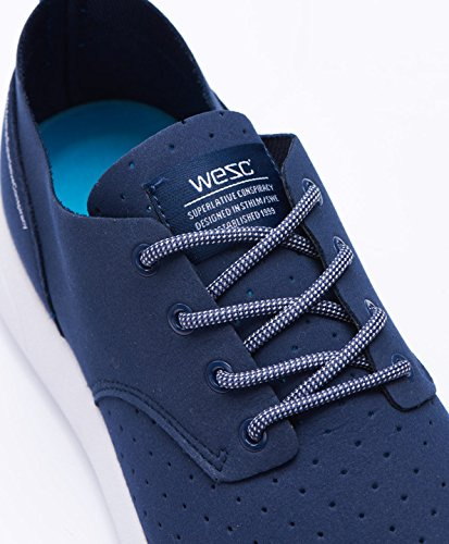 Wesc PL Micro Shoes - Insignia Blue, Size 42