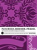 Flourish. Banner. Frame, Von Glitschka, 1440302596