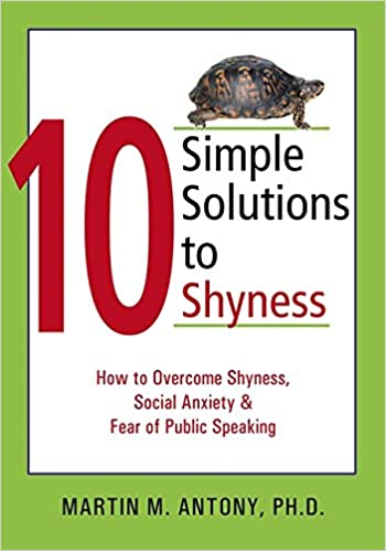 How do i overcome my shyness