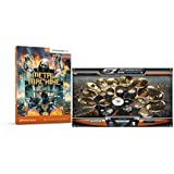 Toontrack Metal Machine EZX Expansion Pack Software for EZdrummer - Recorded by John Tempesta and Produced and Mixed by Andy Seap - Expansive MIDI Library - Includes Download Key