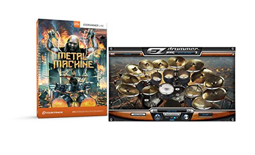 toontrack metal machine