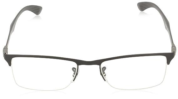 b2f358fddc6b3 Amazon.com  Ray-Ban Optical 0RX8413 Sunglasses for Mens  Shoes