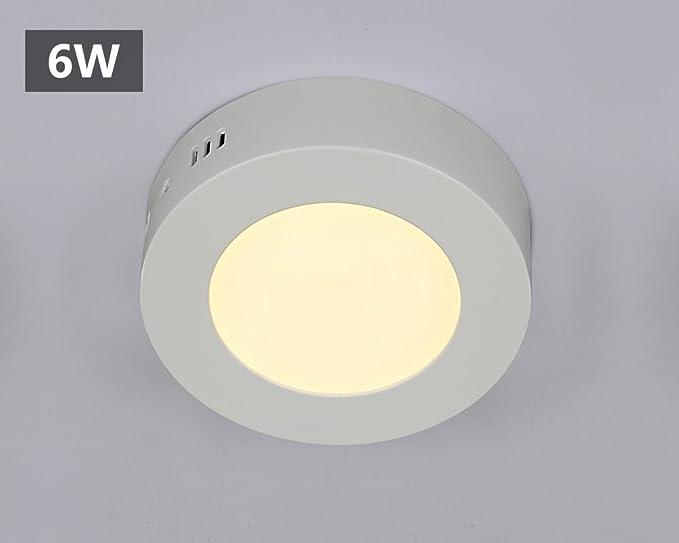 Plafoniere Inox Soffitto : Natsen plafoniera led panel ultraslim lampada da soffitto m w