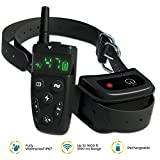 #7: [NEW 2018] Dog Training Collar with Remote | Long Range up to 1600 ft, Shock/Vibration Control, Rechargeable & IPX7 Waterproof | E-Collar Training for Small, Medium and Large Dogs, Breeds (1 Dog)