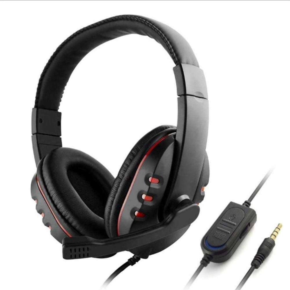 Headphone Computer Gaming with Mic for PC Headphone Computer Gaming with Mic for PC