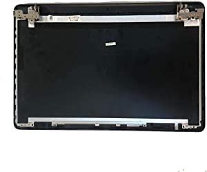 New Replacement for HP 15-BS 15-BW 15Q-BU 15-BS015DX 15T-BR 15-bw0xx 15-bs0xx 15-bs1xx 15-bw011dx 250 255 G6 Laptop LCD Cover Back Rear Top Lid with Hinges 924899-001 L13909-001 AP204000260