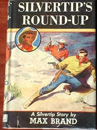 book cover of Silvertip\'s Roundup