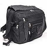 Portal Messenger Bag with Dual Cushioned Laptop & Tablet Compartments