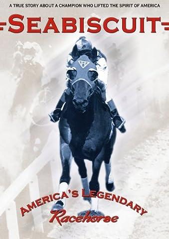 Seabiscuit - America's Legendary Racehorse (Documentary) - Mens Social Web