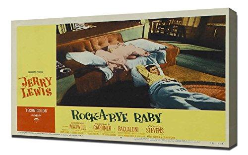 Baby Rockabye Furniture (Poster - Rock-a-Bye Baby_09 - Canvas Art Print)