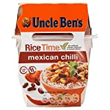 Uncle Ben's Rice Time Pot Mexican Chilli (300g) - Pack of 6