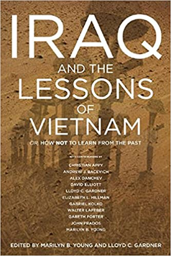 lessons of history and lessons of vietnam