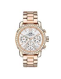 Coach Ladies Legacy Sport Analog Dress Quartz Watch (Imported) 14502371