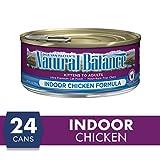 Natural Balance Ultra Premium Indoor Wet Cat