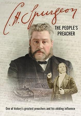 Amazon.com: C. H. Spurgeon: The People's Preacher: Christopher ...