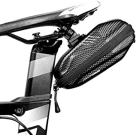 フレームバッグ Amazer トップチューブバッグ 自転車用スマホバッグ スマホ収納 大容量 完全防水 取り付け簡単 防水カバー付き フロントバッグ