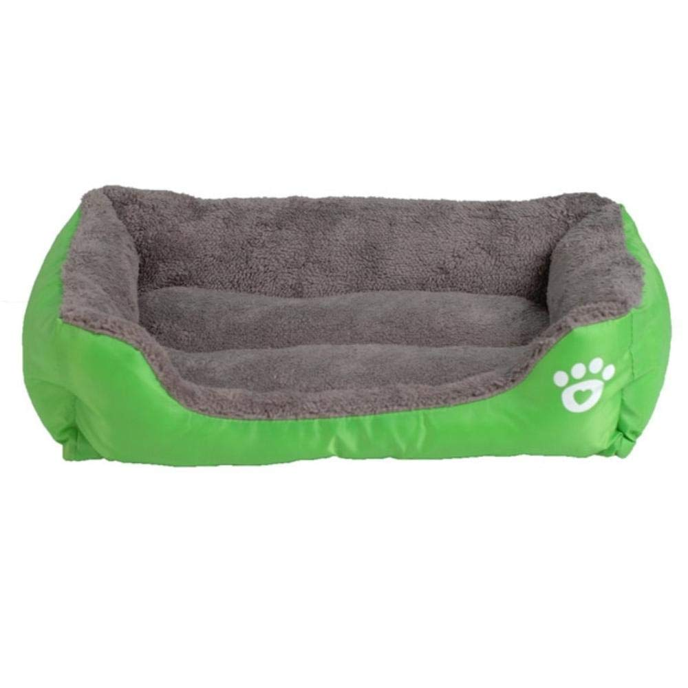 Amazon.com : MHGStore Pet Sofa Dog Beds Waterproof Bottom ...