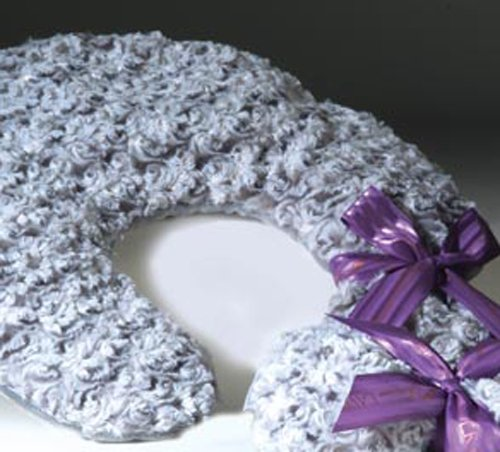 Sonoma Lavender Neck Pillow - Silver Fur
