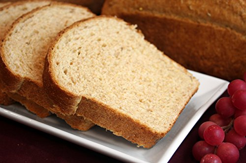 - The Prepared Pantry 4-Pack Heritage Wheat Bread Oven or Bread Machine