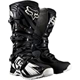 Fox Racing Comp 5 Undertow Boots - 2015 - 8/Black