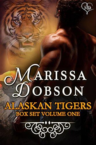 Alaskan Tigers Box Set Volume - Set 2 Piece Sultry