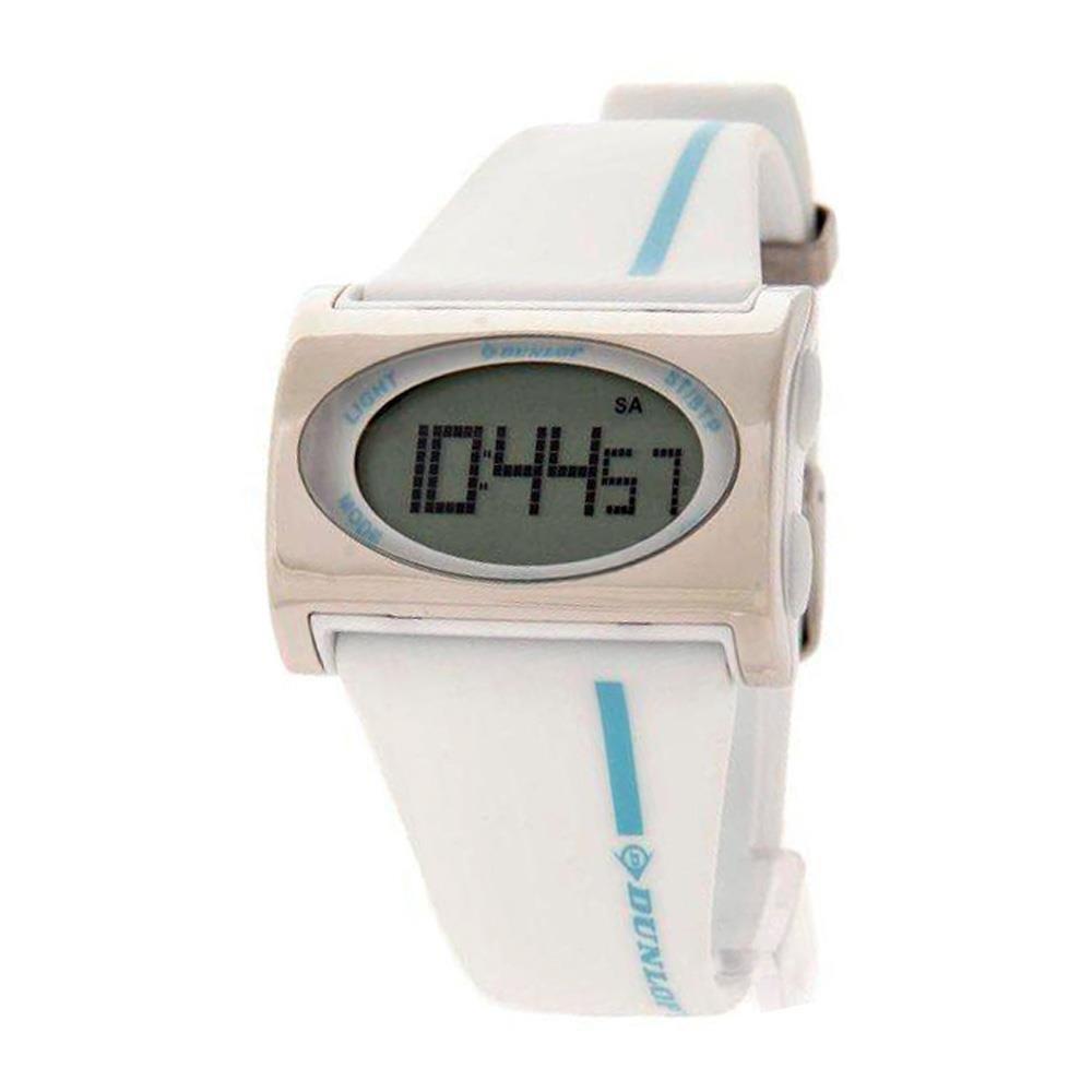 Dunlop Reloj Digital para Mujer de Automático con Correa en Caucho DUN-23-L11: Amazon.es: Relojes