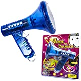 Fun Central AU024 Multi Voice Changer - Change your voice with 8 different voice modifiers -Blue