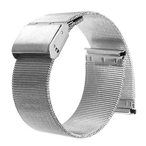 Stainless Milanese Zenwatch WI501Q Samsung