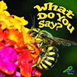 What Do You Say?, Holly Karapetkova and J. Jean Robertson, 1604725338