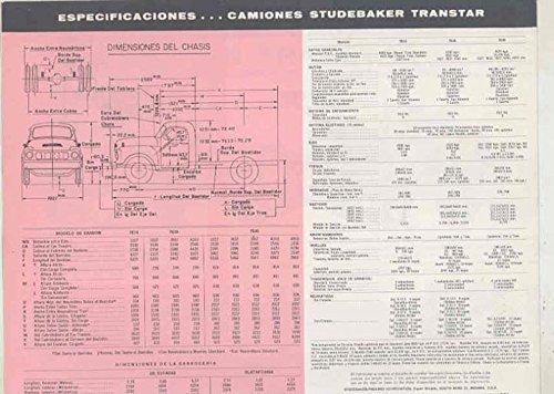 Amazon.com: 1962 Studebaker Transtar 7E Dump Wrecker Truck ...