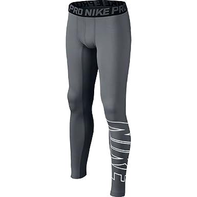 Nike Pro Hyperwarm HBR Panty – Compression Zwart/Wit, Unisex, grey, 158