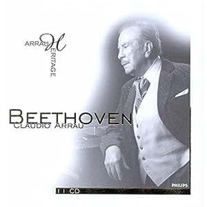 Beethoven: Piano Sonatas (Arrau Heritage Series)
