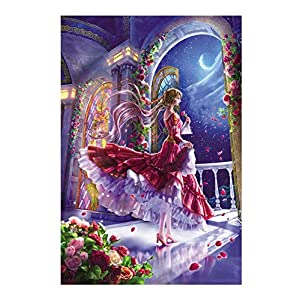 Black Temptation Compleanno Regalo Creativo Puzzle In Legno 1000 Pcs Puzzle Card Toy Princess