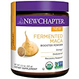 New Chapter Organic Maca Powder – Fermented Maca Booster Powder for Energy + Endurance + Recovery Support – 45 servings Review