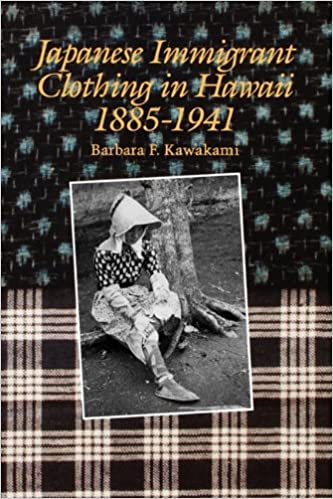 Amazon.com: Japanese Immigrant Clothing in Hawaii, 1885–1941 ... on