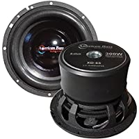 American Bass XD 300W 6.5-inch High Performance Car Audio Subwoofer