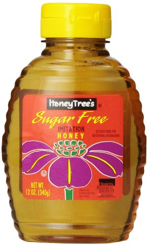 (Honeytree Honey, Sugar Free Imitation, 12-Ounce (Pack of 3))