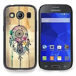 Stuss Case / Funda Carcasa protectora - Catcher Arte Inconformista Indio - Samsung Galaxy Ace Style LTE/ G357